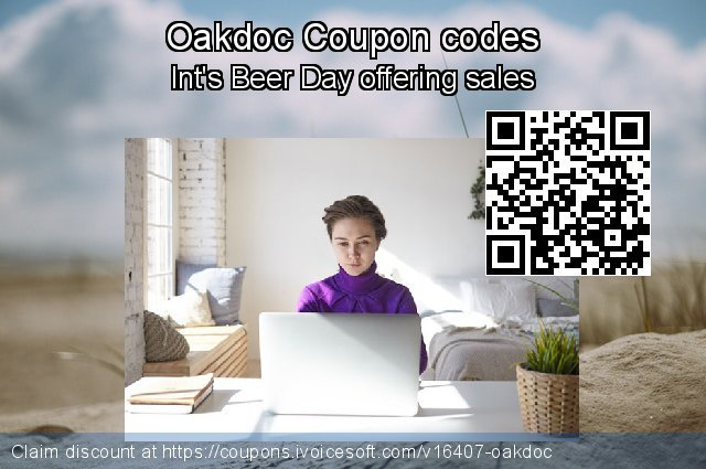 Oakdoc Coupon code for 2019 Happy New Year