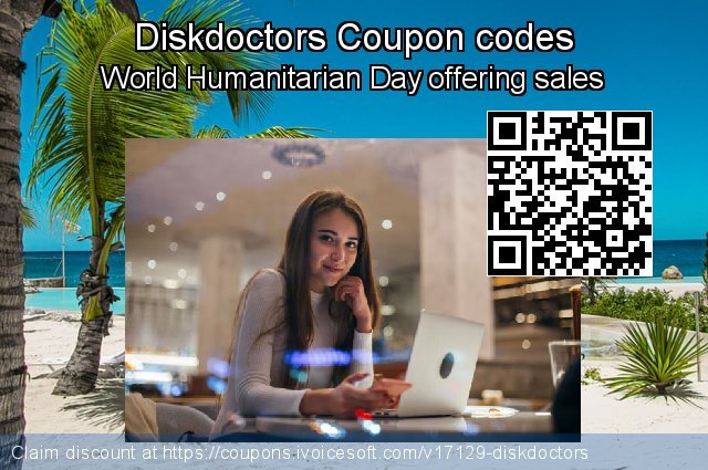 Diskdoctors Coupon code for 2019 Halloween
