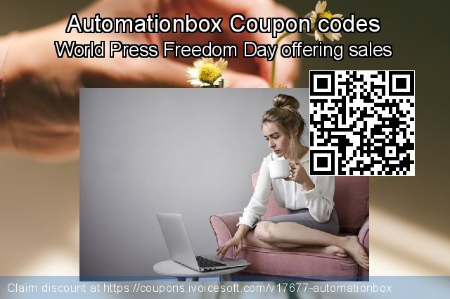 Automationbox Coupon code for 2019 Christmas Day