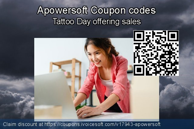 Apowersoft Coupon code for 2020 New Year's Day
