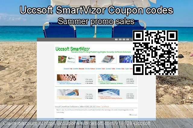 Uccsoft SmartVizor Coupon code for 2020 Happy New Year