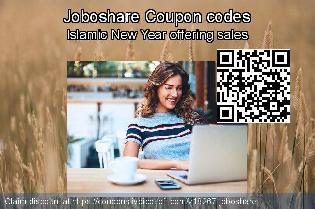 Joboshare Coupon code for 2019 Christmas