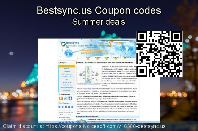 Bestsync.us Coupon code for 2019 Christmas Day