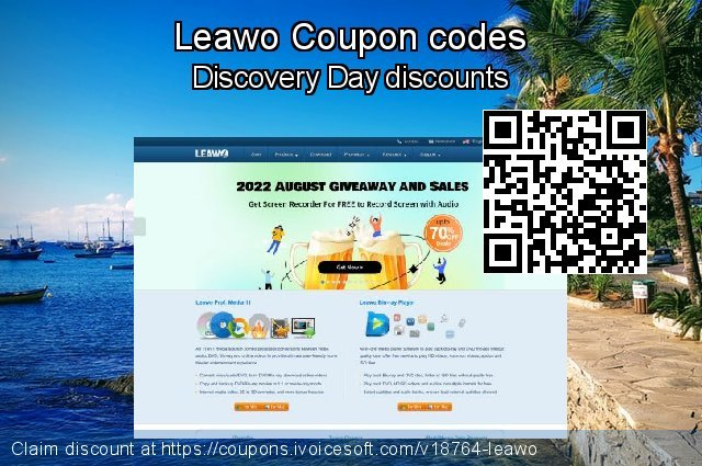 Leawo Coupon code for 2019 Halloween