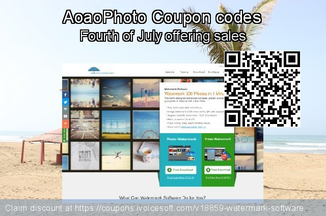 Watermark Coupon code for 2019 Women Day