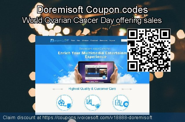 Doremisoft Coupon code for 2019 Halloween