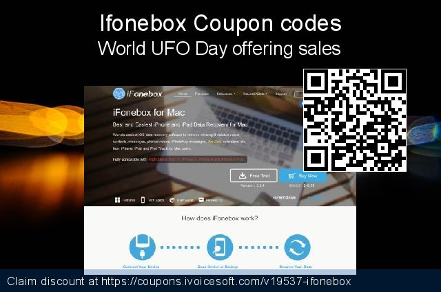Ifonebox Coupon code for 2019 New Year's Weekend