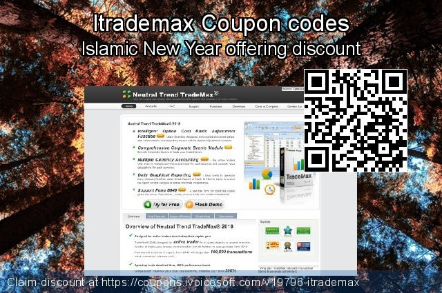 Itrademax Coupon code for 2019 July 4th