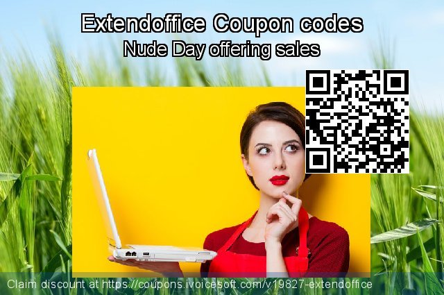Extendoffice Coupon code for 2020 New Year's Day