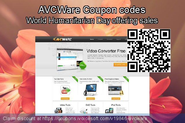 AVCWare Coupon code for 2019 July 4th