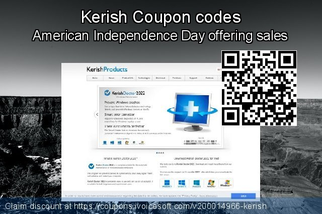 Kerish Coupon code for 2021 Mother Day