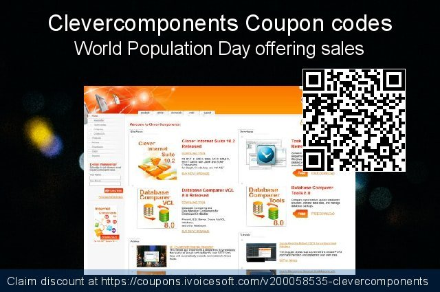 Clevercomponents Coupon code for 2021 World Environment Day