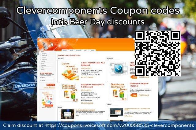 Clevercomponents 最 产品折扣, 2021 太阴年