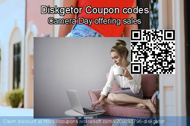 Diskgetor Coupon code for 2020 Exclusive Student deals