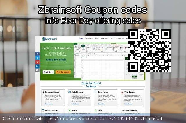 Zbrainsoft Coupon code for 2021 Mother Day