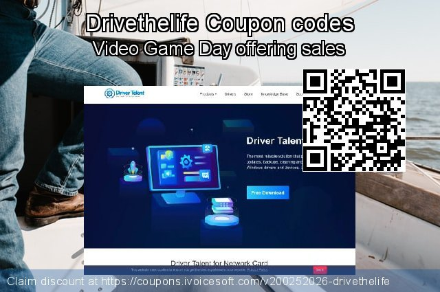 Drivethelife Coupon code for 2021 Working Day