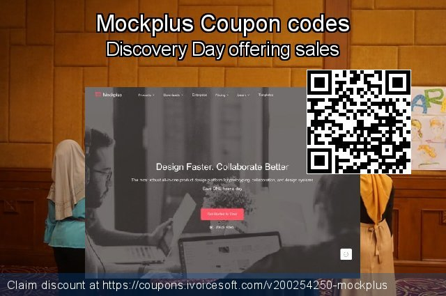 Mockplus Coupon code for 2020 Spring