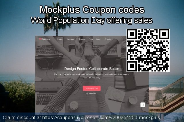 Mockplus Coupon code for 2020 American Independence Day