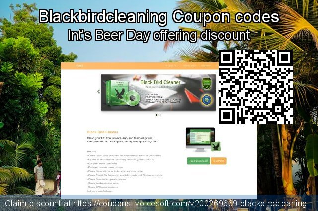 Blackbirdcleaning Coupon code for 2020 Back to School offer
