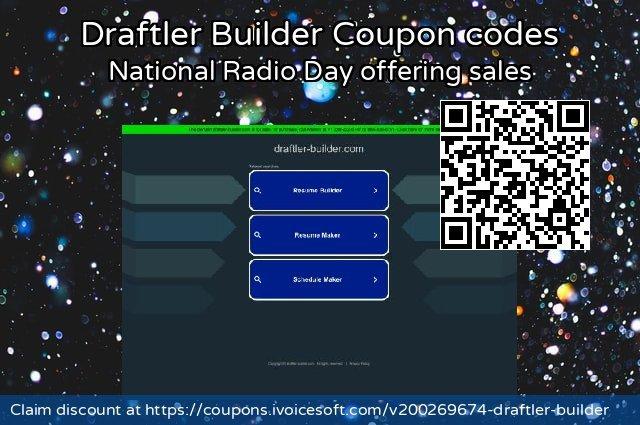 Draftler Builder 特別 昇進, 2021 春
