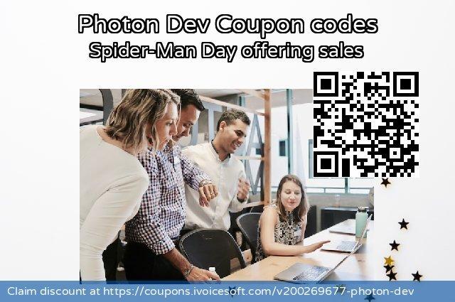 Photon Dev 特殊 销售, 2020 感恩节