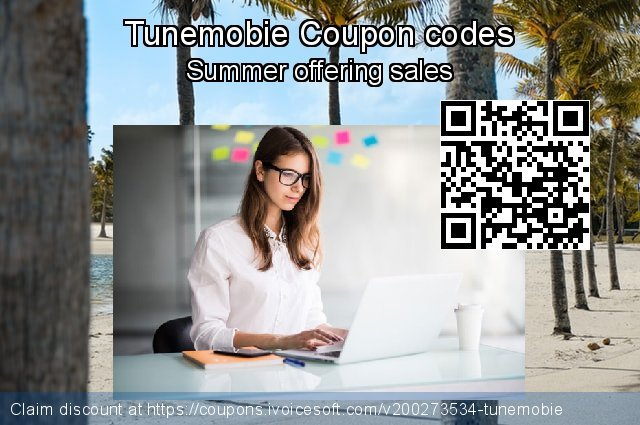 Tunemobie Coupon code for 2021 Mother Day