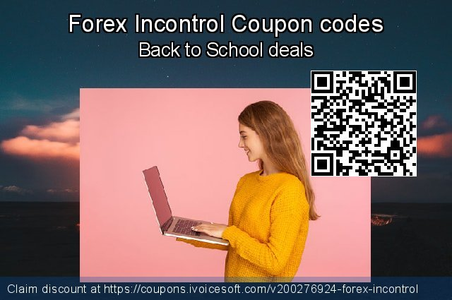 Forex Incontrol Coupon code for 2020 New Year