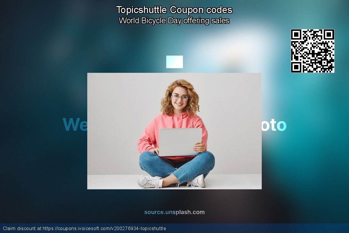 Topicshuttle Coupon code for 2020 Back to School offer