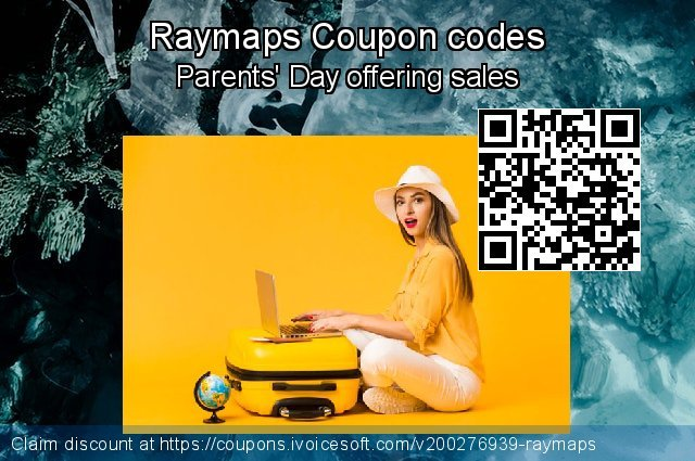 Raymaps Coupon code for 2020 Exclusive Student discount