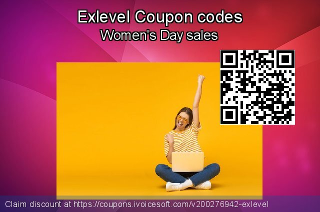 Exlevel Coupon code for 2019 Halloween
