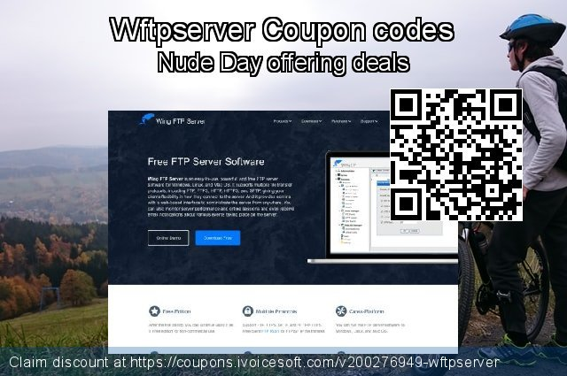 Wftpserver Coupon code for 2019 Halloween