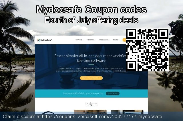 Mydocsafe Coupon code for 2021 Easter day
