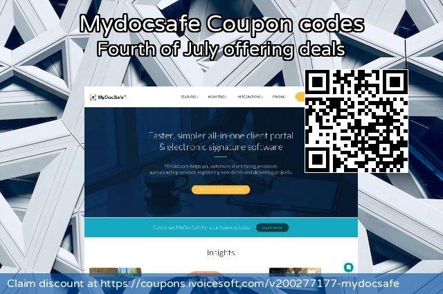 Mydocsafe  경이로운   가격을 제시하다 , 2020 설