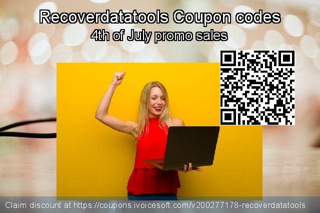 Recoverdatatools Coupon code for 2019 Black Friday