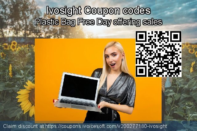 Ivosight Coupon code for 2020 Happy New Year