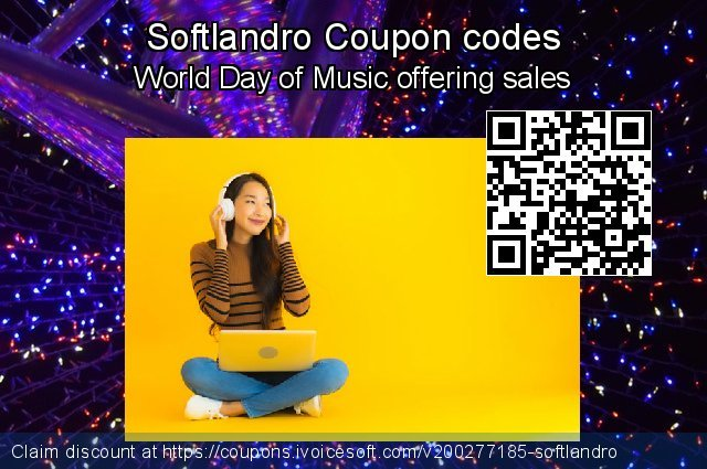 Softlandro Coupon code for 2020 American Independence Day