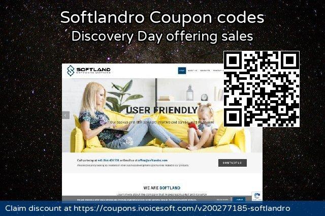 Softlandro 惊人 产品销售, 2020 季节