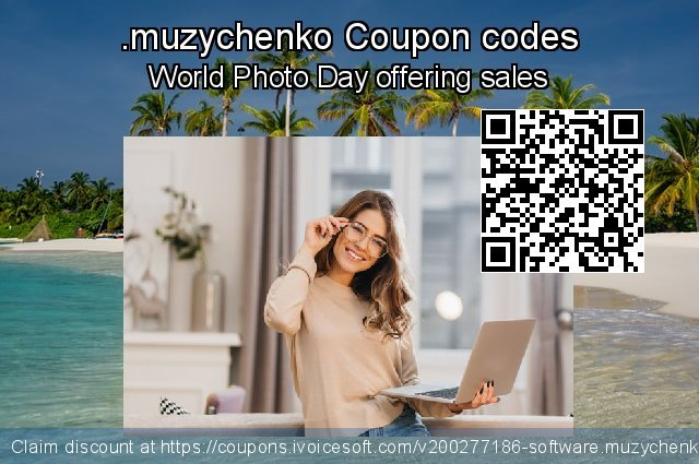 Software.muzychenko Coupon code for 2020 Back to School shopping
