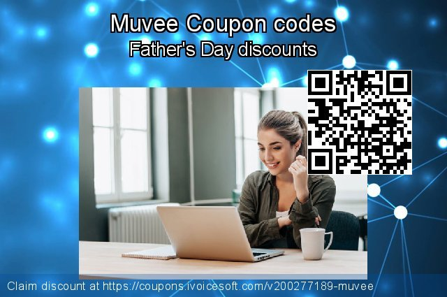 Muvee Coupon code for 2021 Mother's Day