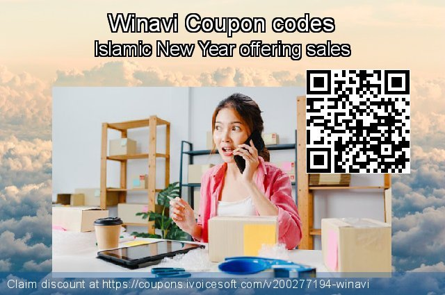 Winavi Coupon code for 2019 Thanksgiving
