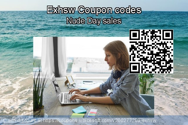 Exhsw Coupon code for 2021 Mother's Day