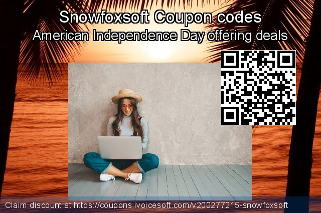 Snowfoxsoft Coupon code for 2020 Happy New Year