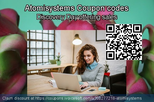 Atomisystems Coupon code for 2020 New Year