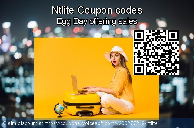 Ntlite Coupon code for 2021 Mother's Day