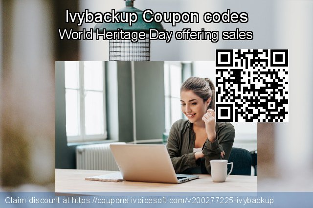 Ivybackup Coupon code for 2021 Easter day