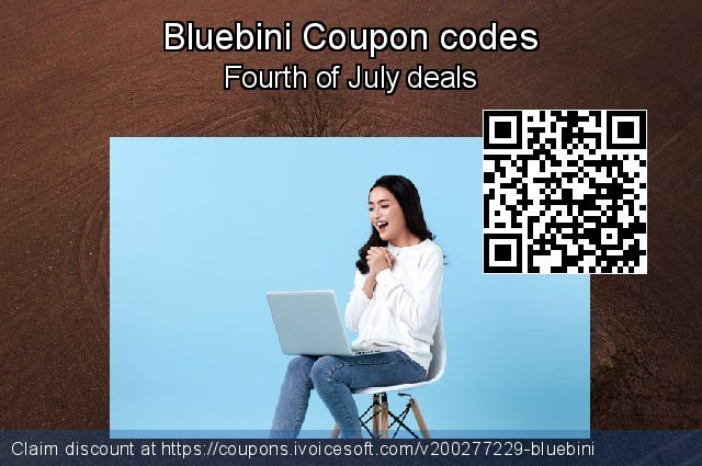 Bluebini Coupon code for 2020 Valentines Day