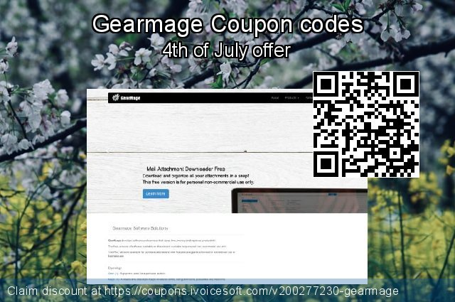 Gearmage Coupon code for 2021 Mother Day