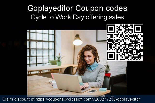 Goplayeditor Coupon code for 2020 University Student offer