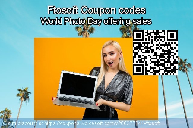Ftosoft Coupon code for 2020 Happy New Year