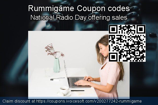 Rummigame Coupon code for 2020 January